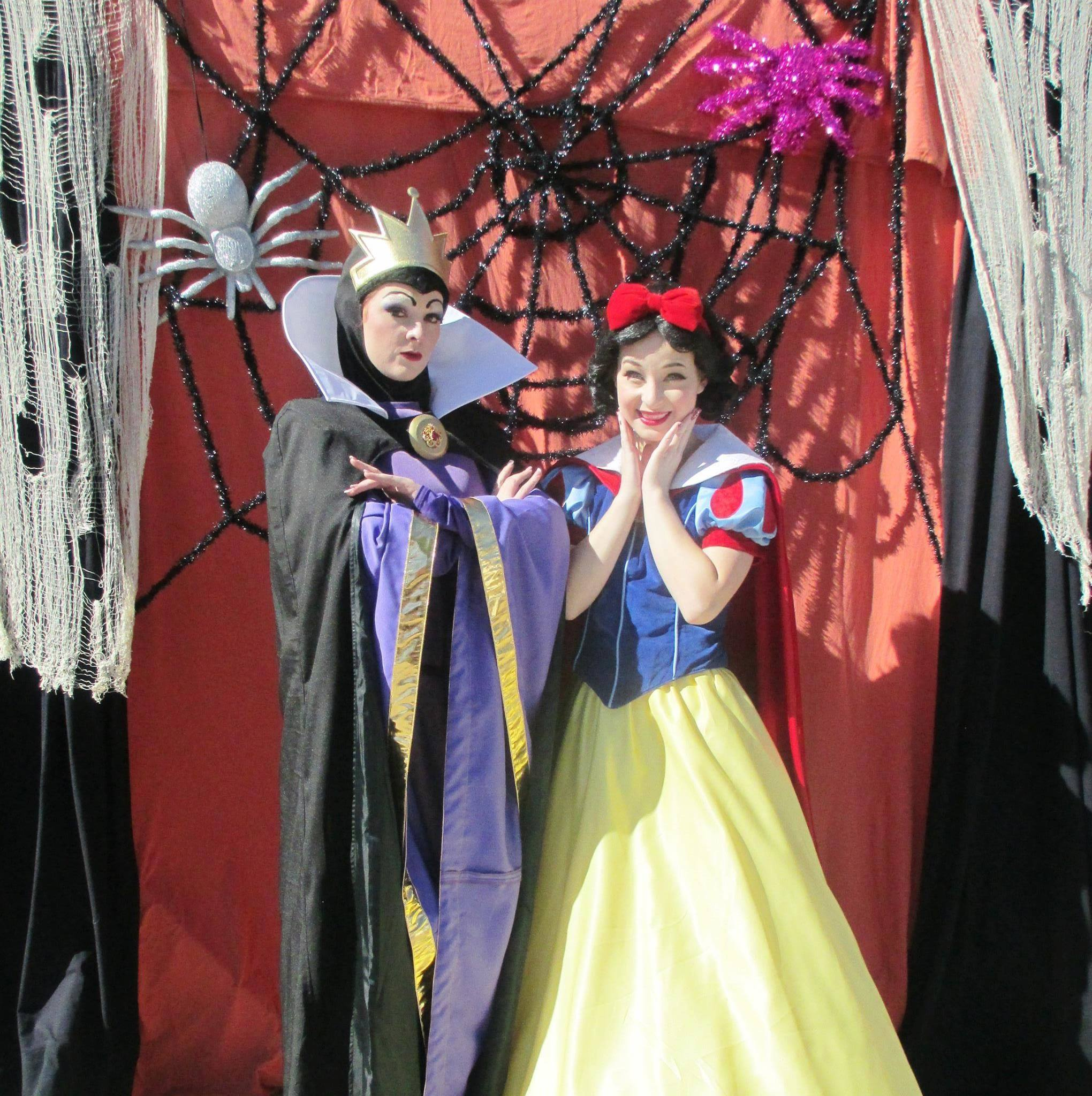 disney princess photo booth